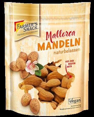 Mallorca Mandeln natur