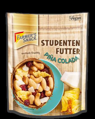Studentenfutter Piña Colada