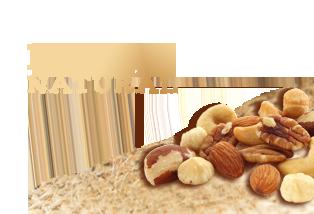 Nuts natural